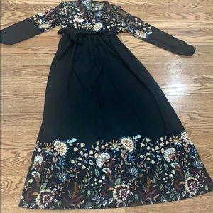 Long sleeve Abaya size 42 new